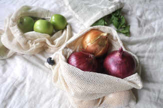 Produce Cotton Bag- Multipack (3 Sizes) Homestead and Co