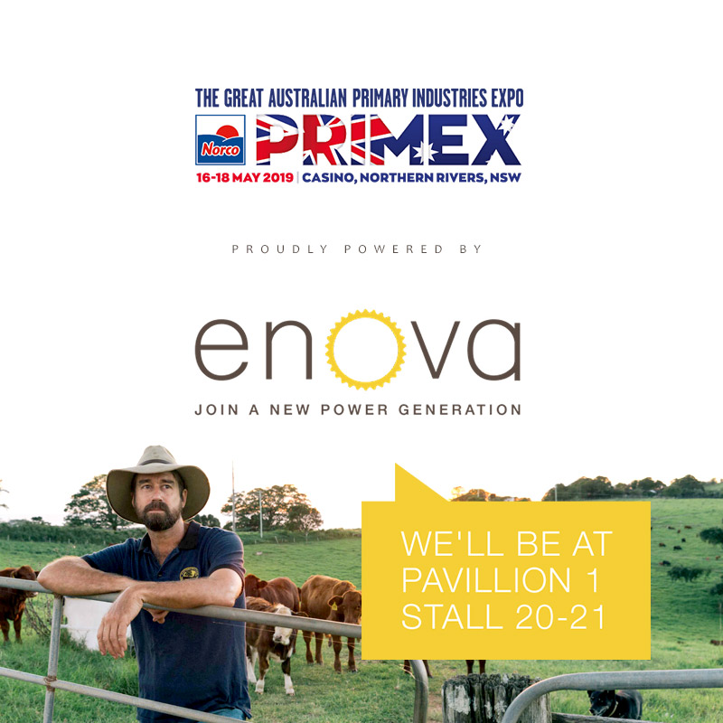 Bright new partnership for rural expo
